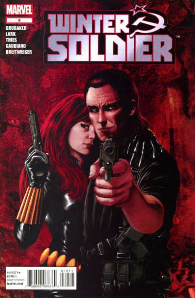 Winter Soldier #9 comic books - cover scans photos Winter Soldier #9 comic books - covers, picture gallery