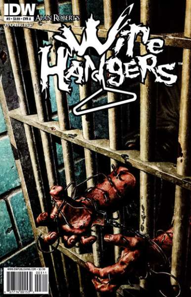 Wire Hangers #3 comic books - cover scans photos Wire Hangers #3 comic books - covers, picture gallery