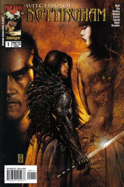 Witchblade: Nottingham #1 comic books - cover scans photos Witchblade: Nottingham #1 comic books - covers, picture gallery