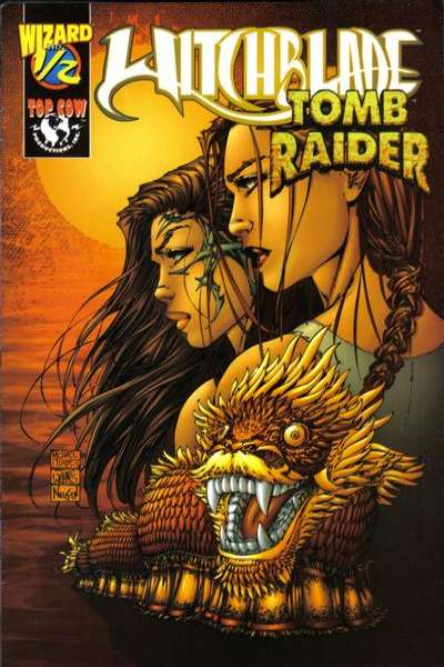 Witchblade/Tomb Raider Special #0 comic books for sale