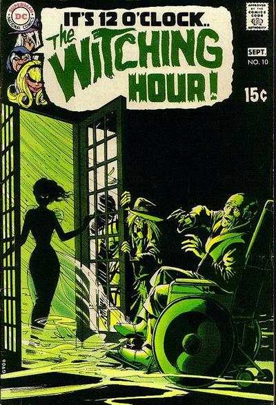 Witching Hour #10 comic books - cover scans photos Witching Hour #10 comic books - covers, picture gallery