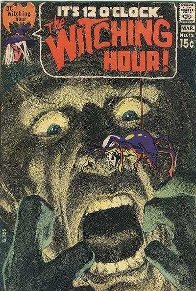 Witching Hour #13 comic books - cover scans photos Witching Hour #13 comic books - covers, picture gallery