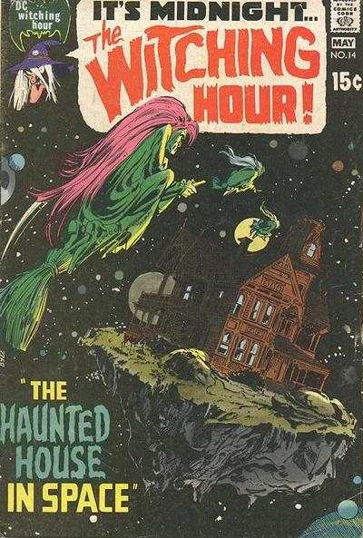 Witching Hour #14 comic books - cover scans photos Witching Hour #14 comic books - covers, picture gallery