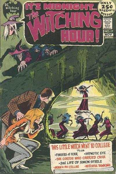 Witching Hour #17 Comic Books - Covers, Scans, Photos  in Witching Hour Comic Books - Covers, Scans, Gallery
