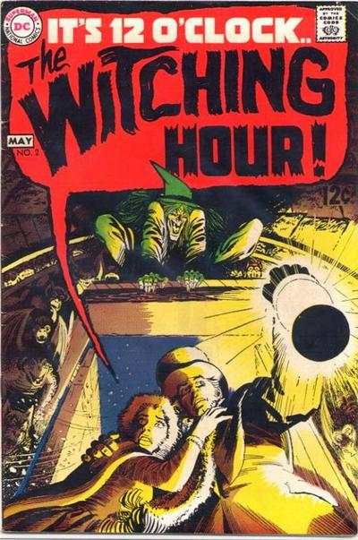 Witching Hour #2 comic books - cover scans photos Witching Hour #2 comic books - covers, picture gallery
