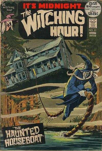 Witching Hour #21 Comic Books - Covers, Scans, Photos  in Witching Hour Comic Books - Covers, Scans, Gallery