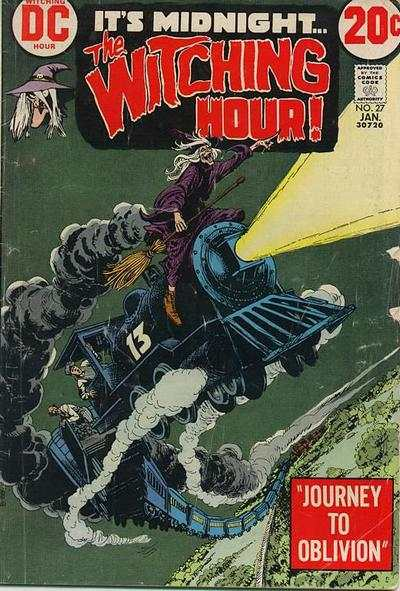 Witching Hour #27 Comic Books - Covers, Scans, Photos  in Witching Hour Comic Books - Covers, Scans, Gallery