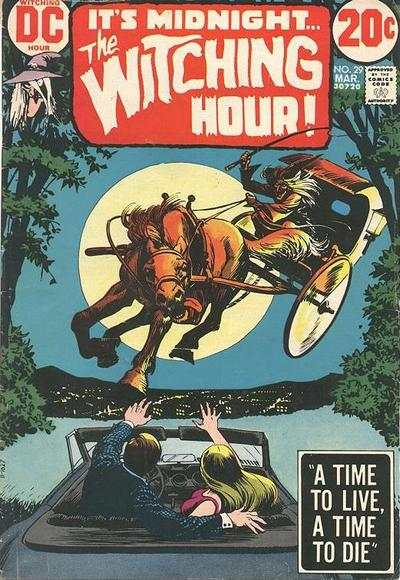 Witching Hour #29 Comic Books - Covers, Scans, Photos  in Witching Hour Comic Books - Covers, Scans, Gallery