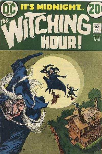 Witching Hour #33 Comic Books - Covers, Scans, Photos  in Witching Hour Comic Books - Covers, Scans, Gallery