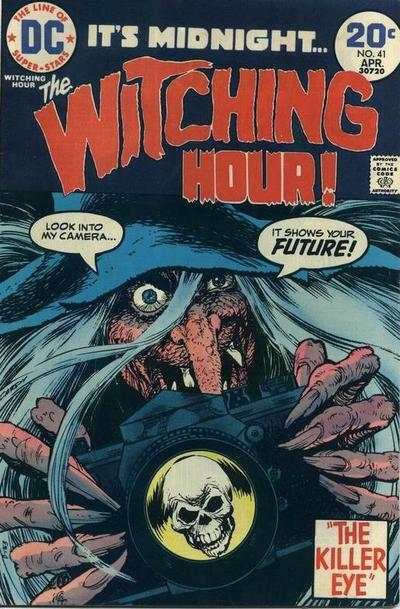 Witching Hour #41 Comic Books - Covers, Scans, Photos  in Witching Hour Comic Books - Covers, Scans, Gallery