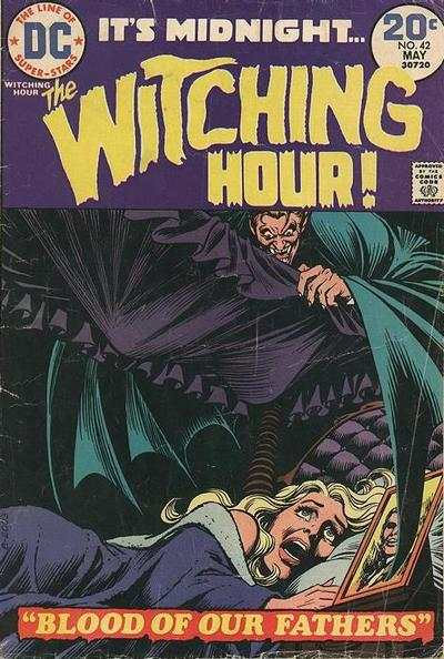 Witching Hour #42 comic books - cover scans photos Witching Hour #42 comic books - covers, picture gallery