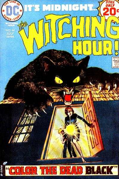 Witching Hour #44 comic books - cover scans photos Witching Hour #44 comic books - covers, picture gallery