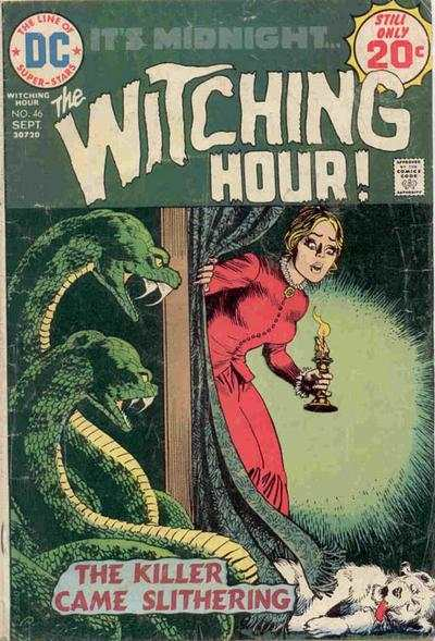 Witching Hour #46 Comic Books - Covers, Scans, Photos  in Witching Hour Comic Books - Covers, Scans, Gallery