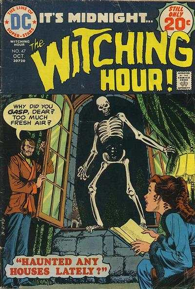Witching Hour #47 Comic Books - Covers, Scans, Photos  in Witching Hour Comic Books - Covers, Scans, Gallery