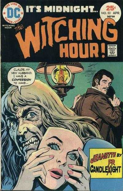 Witching Hour #53 Comic Books - Covers, Scans, Photos  in Witching Hour Comic Books - Covers, Scans, Gallery