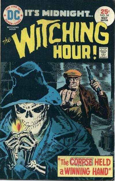 Witching Hour #54 comic books - cover scans photos Witching Hour #54 comic books - covers, picture gallery