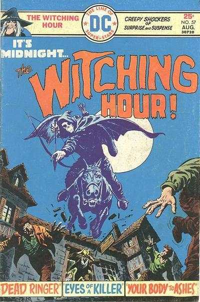 Witching Hour #57 comic books - cover scans photos Witching Hour #57 comic books - covers, picture gallery