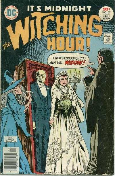 Witching Hour #67 Comic Books - Covers, Scans, Photos  in Witching Hour Comic Books - Covers, Scans, Gallery