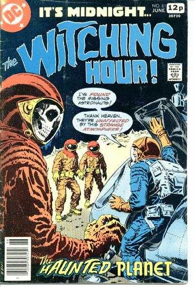Witching Hour #81 comic books - cover scans photos Witching Hour #81 comic books - covers, picture gallery