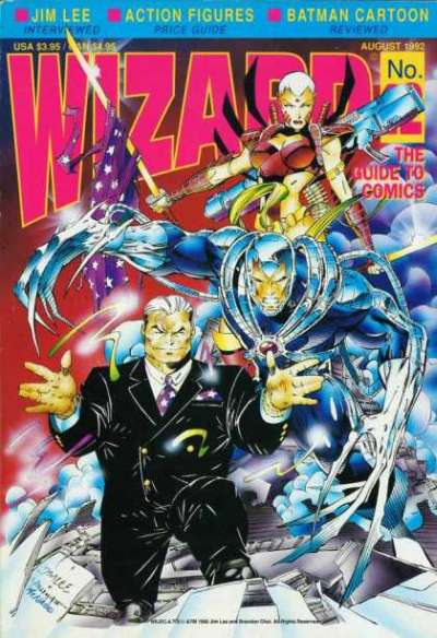 Wizard Magazine #12 Comic Books - Covers, Scans, Photos  in Wizard Magazine Comic Books - Covers, Scans, Gallery