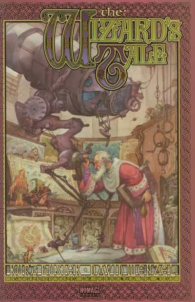 Wizard's Tale #1 comic books for sale