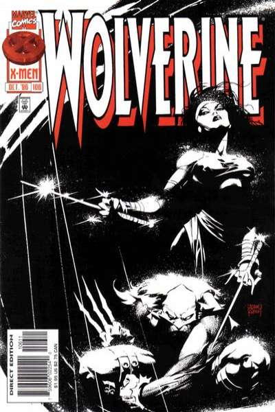 Wolverine #106 comic books - cover scans photos Wolverine #106 comic books - covers, picture gallery