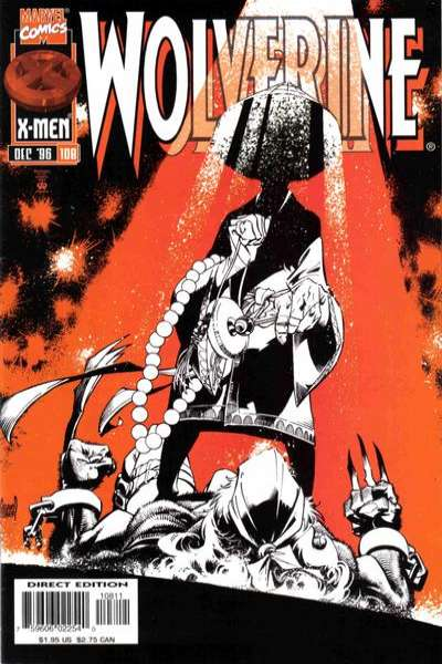 Wolverine #108 comic books - cover scans photos Wolverine #108 comic books - covers, picture gallery