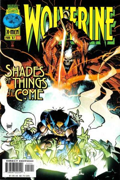 Wolverine #111 comic books - cover scans photos Wolverine #111 comic books - covers, picture gallery