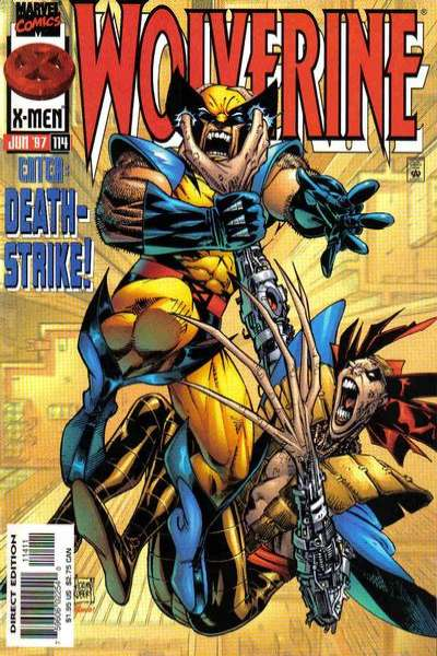 Wolverine #114 comic books - cover scans photos Wolverine #114 comic books - covers, picture gallery