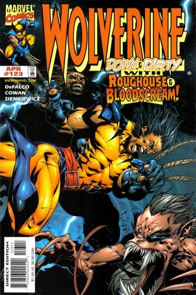 Wolverine #123 comic books - cover scans photos Wolverine #123 comic books - covers, picture gallery