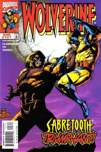 Wolverine #127 comic books - cover scans photos Wolverine #127 comic books - covers, picture gallery