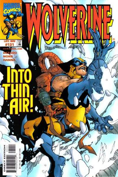 Wolverine #131 comic books - cover scans photos Wolverine #131 comic books - covers, picture gallery
