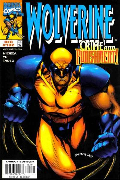 Wolverine #132 Comic Books - Covers, Scans, Photos  in Wolverine Comic Books - Covers, Scans, Gallery