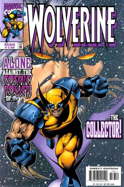 Wolverine #136 comic books - cover scans photos Wolverine #136 comic books - covers, picture gallery