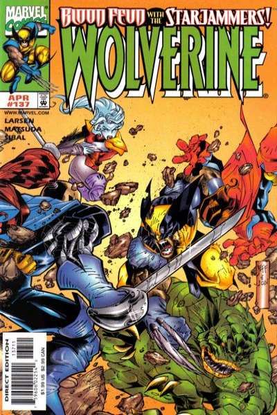 Wolverine #137 comic books - cover scans photos Wolverine #137 comic books - covers, picture gallery