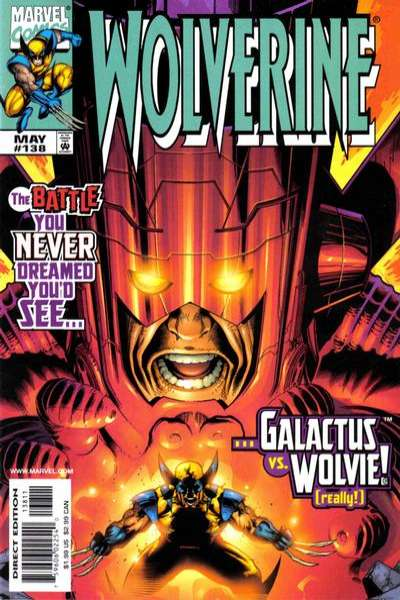 Wolverine #138 comic books - cover scans photos Wolverine #138 comic books - covers, picture gallery
