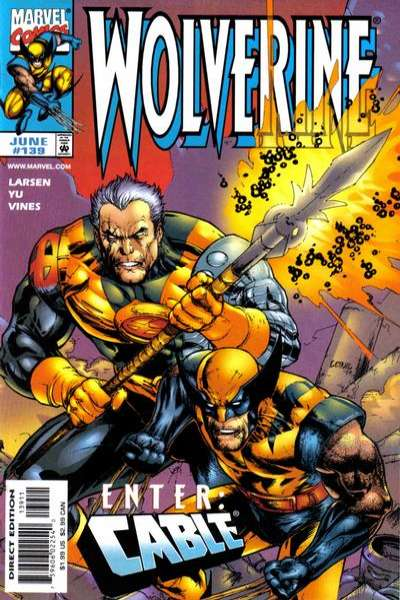 Wolverine #139 comic books - cover scans photos Wolverine #139 comic books - covers, picture gallery