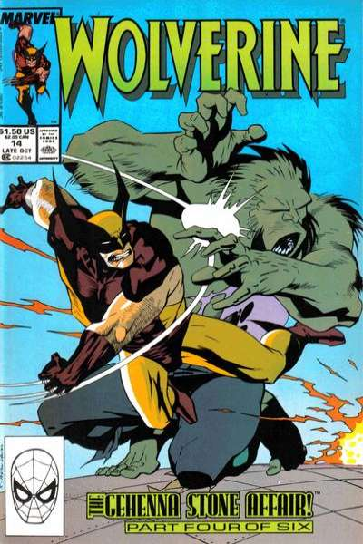 Wolverine #14 cheap bargain discounted comic books Wolverine #14 comic books