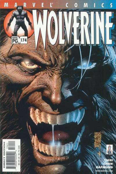 Wolverine #174 comic books - cover scans photos Wolverine #174 comic books - covers, picture gallery