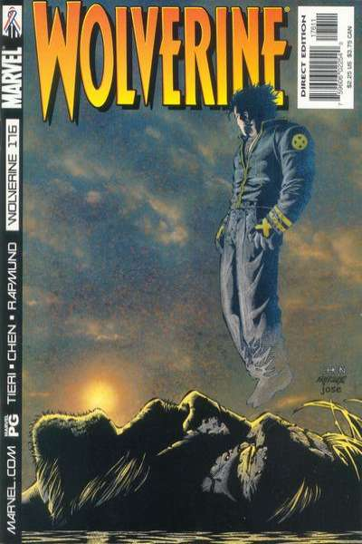 Wolverine #176 comic books - cover scans photos Wolverine #176 comic books - covers, picture gallery