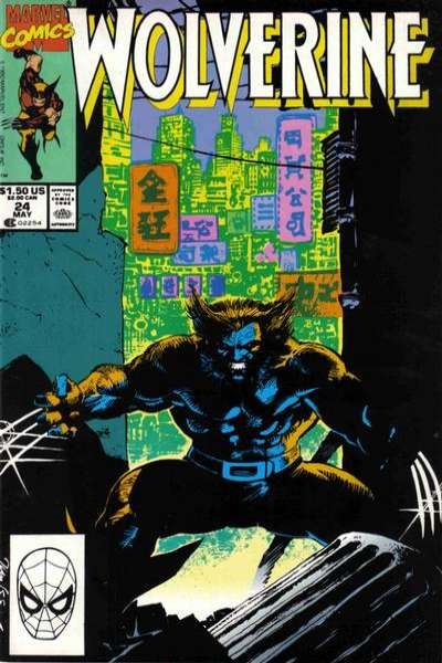 Wolverine #24 comic books for sale