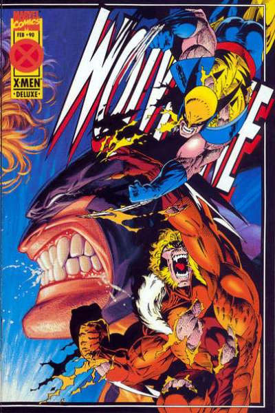Wolverine #90 Comic Books - Covers, Scans, Photos  in Wolverine Comic Books - Covers, Scans, Gallery