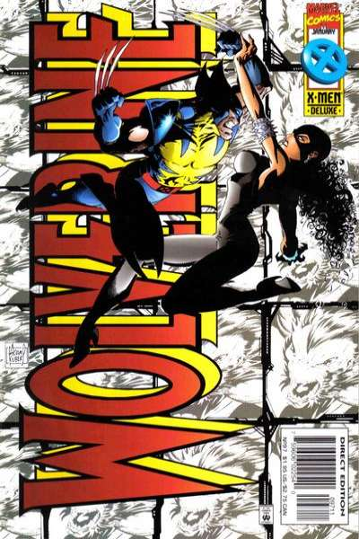 Wolverine #97 Comic Books - Covers, Scans, Photos  in Wolverine Comic Books - Covers, Scans, Gallery