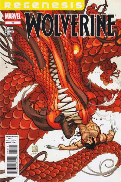 Wolverine #19 comic books - cover scans photos Wolverine #19 comic books - covers, picture gallery