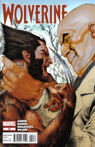 Wolverine #20 Comic Books - Covers, Scans, Photos  in Wolverine Comic Books - Covers, Scans, Gallery