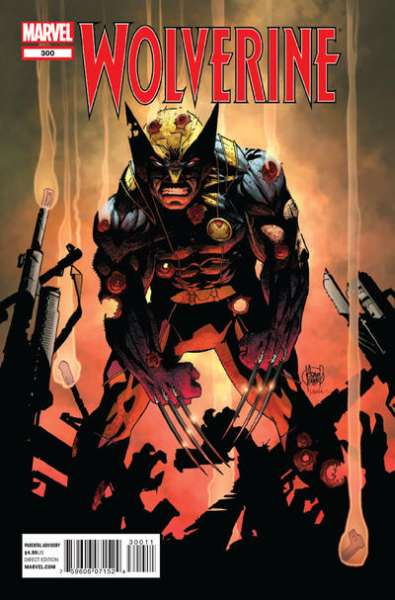 Wolverine #300 comic books for sale