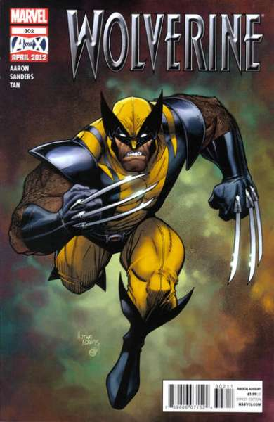 Wolverine #302 comic books - cover scans photos Wolverine #302 comic books - covers, picture gallery