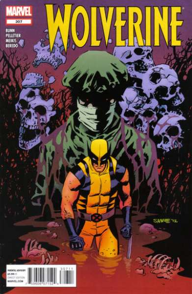 Wolverine #307 comic books for sale