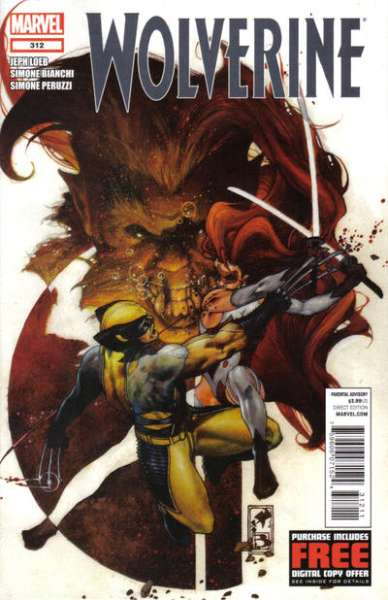 Wolverine #312 comic books for sale