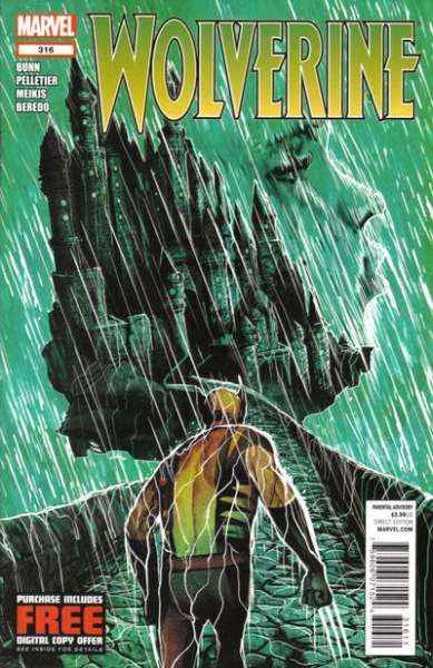 Wolverine #316 comic books for sale
